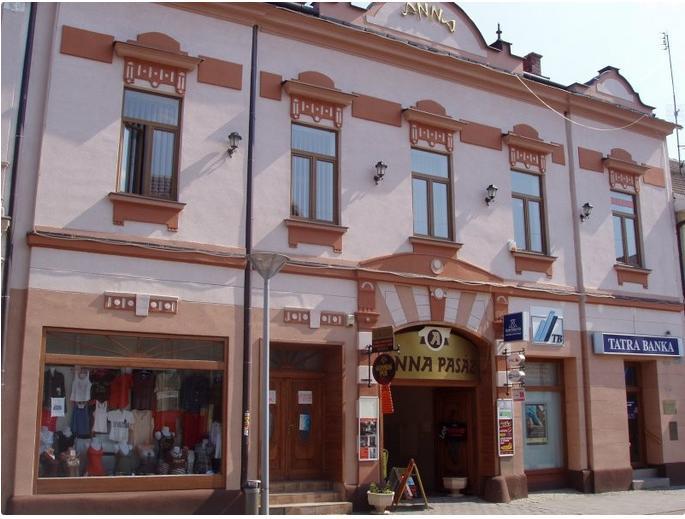 INDEX NOSLUŠ, pobočka Nové Mesto nad Váhom, Československej armády 80